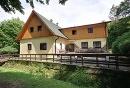 Nová Baňa - Bukovina - chata nasilvestra pronájem