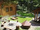 Velká Lúka - Tomčany - chata pronájem
