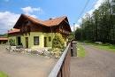 Oldřichov - Plešivec - chata pronájem