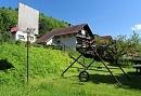 Pekelský vrch - chata pronájem
