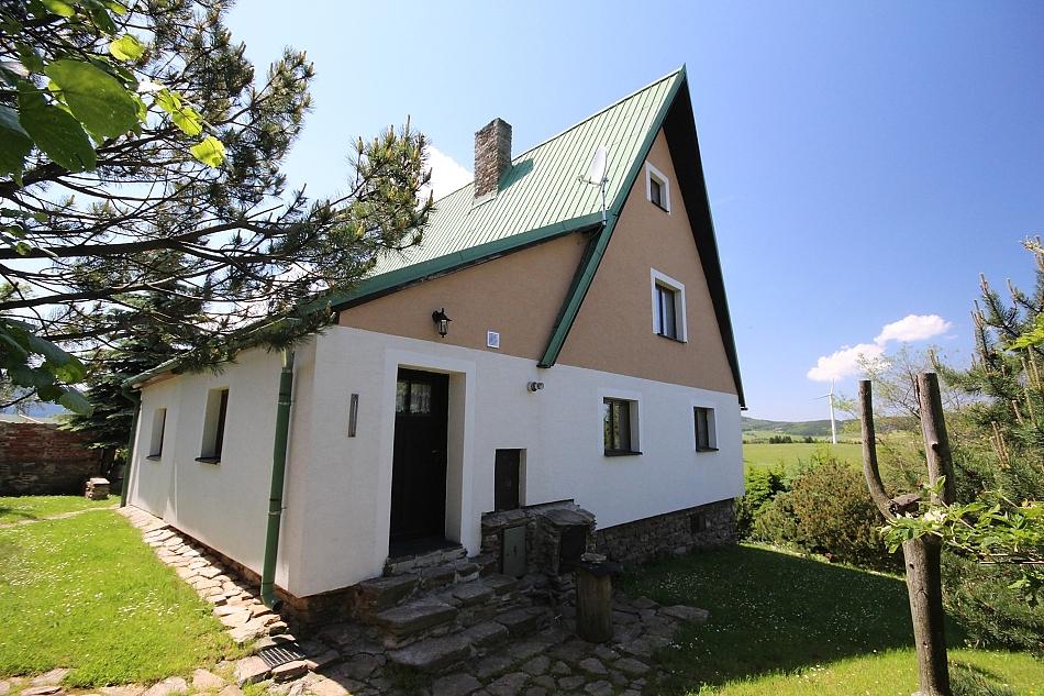 Boží Dar - České Hamry - chata k pronájmu