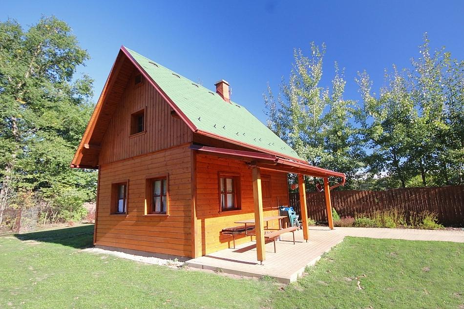 Kozákův kopec - chata k pronájmu