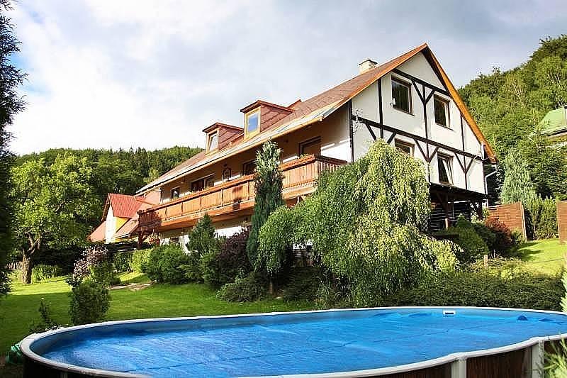 Špičák - horská chata k pronájmu