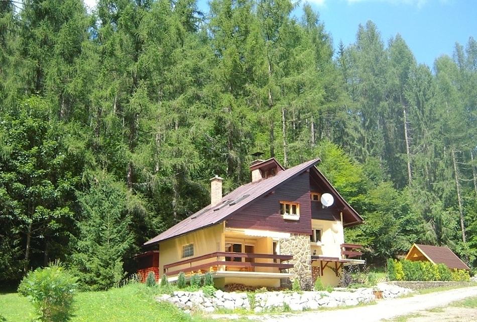 Kysuce - Galierovci - horská chata k pronájmu