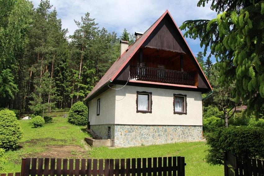 Jetřichovice - chata nasilvestra k pronájmu
