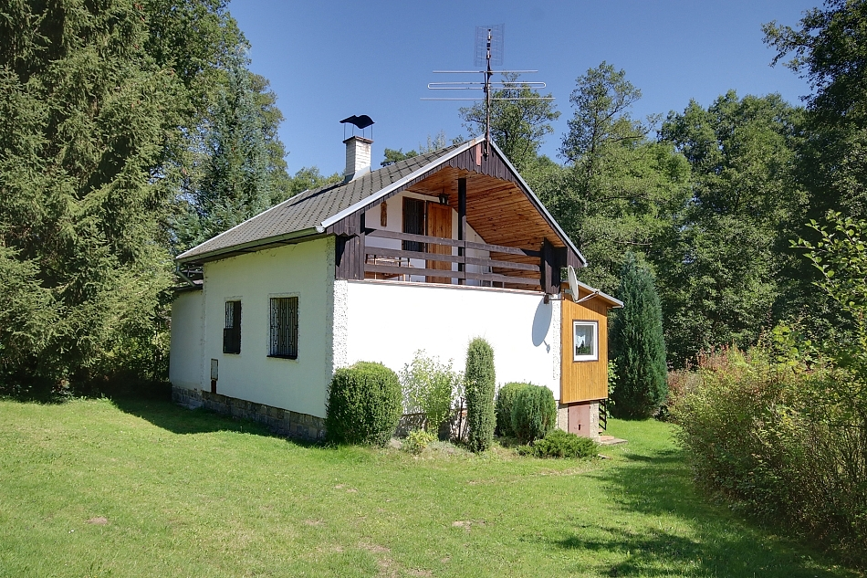 Třeboň - Borovany - chata k pronájmu