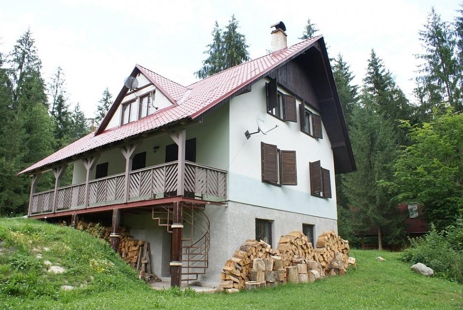 Bystrá - horská chata k pronájmu