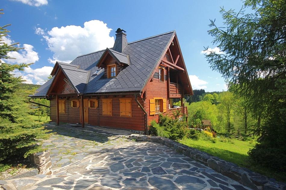 Šumperk - Květná - horská chata k pronájmu