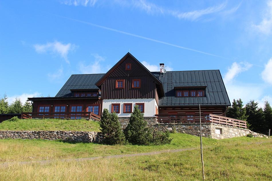 Krkonošský NP - Přední Labská - horská chalupa k pronájmu