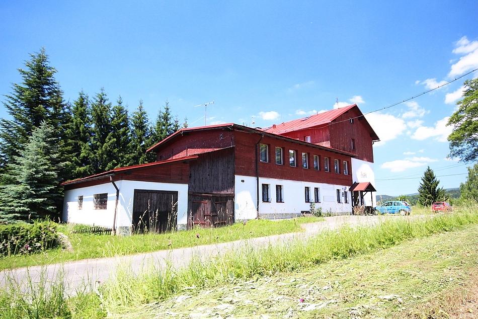 Merklov - horská chata k pronájmu