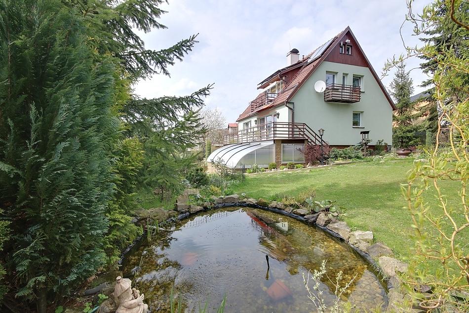 Hamry - Vysoké - chata k pronájmu