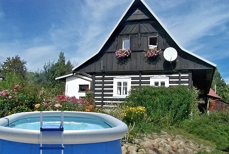 Vartiště - horská chata k pronájmu