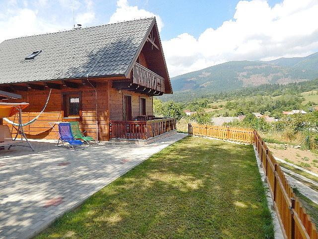 Peterská Sadienka - horská chata k pronájmu